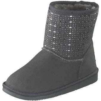 - Inspired Shoes Winter Boots Mädchen grau - Onlineshop Schuhcenter