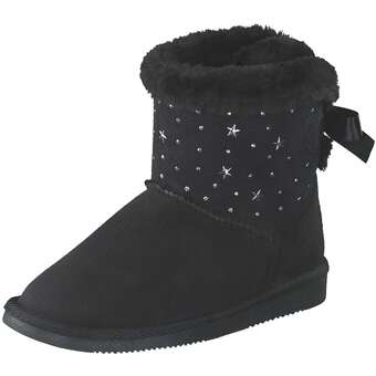 - Inspired Shoes Winter Boots Mädchen schwarz - Onlineshop Schuhcenter