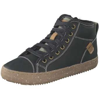 J Alonisso Sneaker High WWF Jungen schwarz