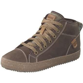 J Alonisso Sneaker High WWF Jungen braun