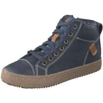J Alonisso Sneaker High WWF Jungen blau