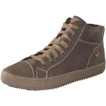 Geox J Alonisso Boy Sneaker High Jungen braun