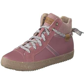 J Kalispera Sneaker High WWF Mädchen rosa