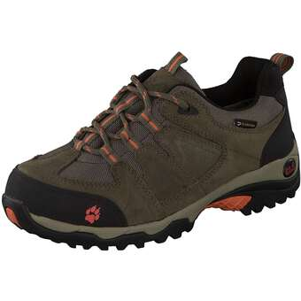 Jack Wolfskin Traction Texapore Low Women