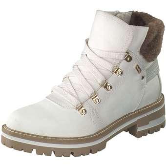 Jana comfort Bejel 2 Schnür Boots