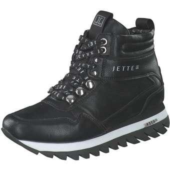 JETTE Sneaker High Damen schwarz | Schuhe > Sneaker > Sneaker | JETTE