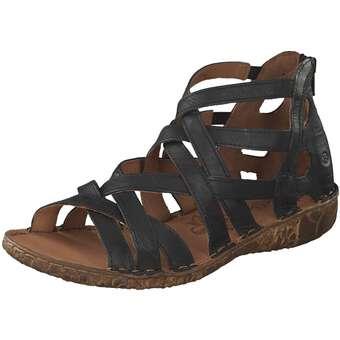 Josef Seibel Rosalie 17 Sandale Damen schwarz
