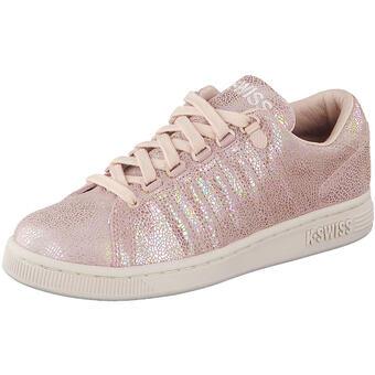 K-Swiss Lozan TT Iridescent Sneaker rosa