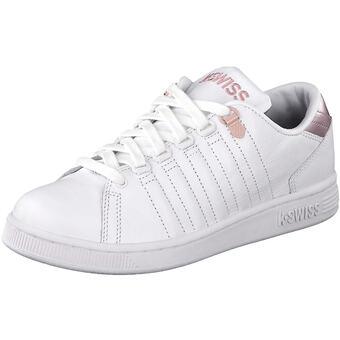 K-Swiss Lozan TT Metallic Sneaker weiß
