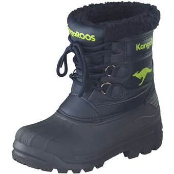 - KangaROOS Apol Boot Outdoor Mädchen|Jungen blau - Onlineshop Schuhcenter
