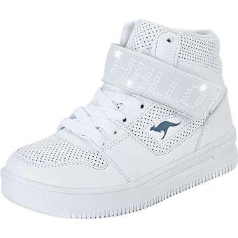 - KangaROOS Future Space HI Jungen weiß - Onlineshop Schuhcenter