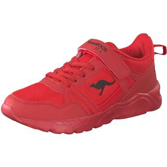 - KangaROOS K Jumper Sneaker Jungen rot - Onlineshop Schuhcenter