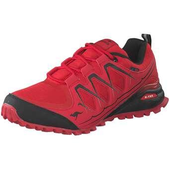 KangaROOS K-Krail S KTX Outdoor Herren rot   Schuhe > Sportschuhe > Outdoorschuhe   Kangaroos