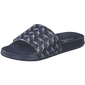 - KangaROOS K Slide Kids Jungen blau - Onlineshop Schuhcenter