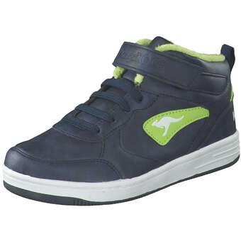 KangaROOS Kalley EV S Jr Sneaker High Jungen blau