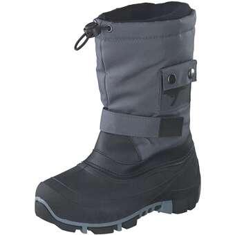 - KangaROOS Kanga Bean 2007 Schneeboots Mädchen grau - Onlineshop Schuhcenter
