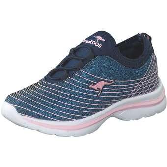 - KangaROOS Kangaslip Sneaker Mädchen blau - Onlineshop Schuhcenter