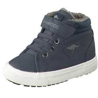 - KangaROOS Kavu III Lauflern Boots Jungen blau - Onlineshop Schuhcenter
