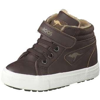 - KangaROOS Kavu III Lauflern Boots Jungen braun - Onlineshop Schuhcenter