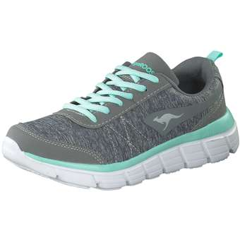 Sneakers - KangaROOS KR Ref Damen grau  - Onlineshop Schuhcenter