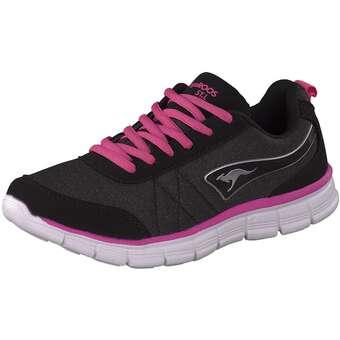 KangaROOS - KR-Run REF Sneaker - schwarz