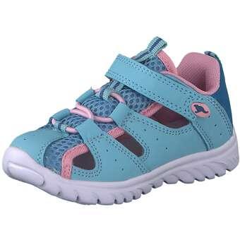 KangaROOS Rock lite II Sandale Mädchen blau