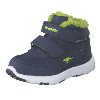 - KangaROOS Snowdrifter Lauflern Boots Jungen blau - Onlineshop Schuhcenter
