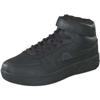 Bash Mid Sneaker Herren schwarz