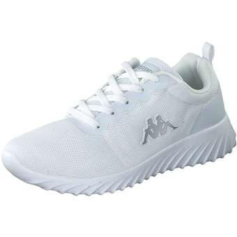 Sneakers - Kappa Ces Sneaker Damen weiß  - Onlineshop Schuhcenter