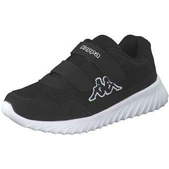 Cracker II K Sneaker Mädchen|Jungen schwarz