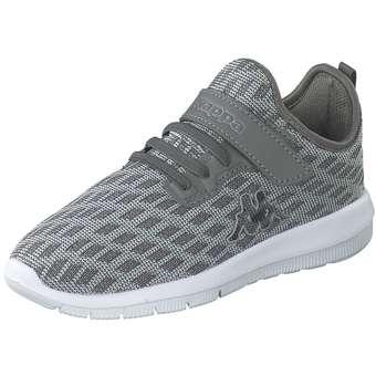 Gizeh K Sneaker Mädchen|Jungen grau