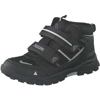 - Kappa Hovet Tex T Outdoor Mädchen|Jungen schwarz - Onlineshop Schuhcenter
