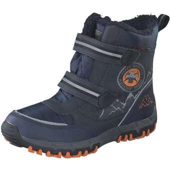 - Kappa Rescue Tex T Klett Boot Mädchen|Jungen blau - Onlineshop Schuhcenter