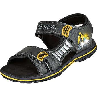 - Kappa Road Sun K Sandale Jungen grau - Onlineshop Schuhcenter