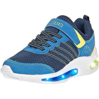 - Kappa Tulani K Jungen blau - Onlineshop Schuhcenter