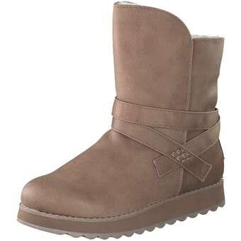 Skechers Keepsake Boots Damen braun