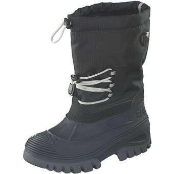 Campagnolo Kids Ahto WP Snow Boots Mädchen Jungen grau
