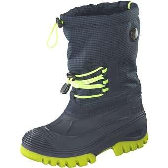 Campagnolo Kids Ahto WP Snow Boots Mädchen|Jungen schwarz