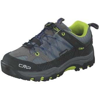 - CMP Kids Rigel Low Trekking Shoe Mädchen|Jungen grau - Onlineshop Schuhcenter
