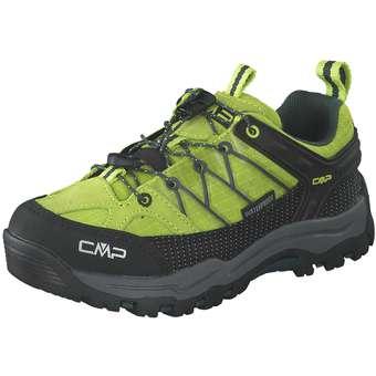 - CMP Kids Rigel Low Trekking Shoe Mädchen|Jungen gelb - Onlineshop Schuhcenter