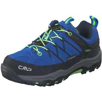 Campagnolo Kids Rigel Low Trekking Shoes Mädchen|Jungen blau