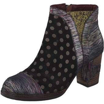 Laura Vita Ankle Boots bunt