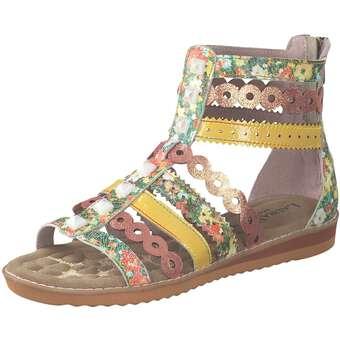 Laura Vita Sandale Damen bunt
