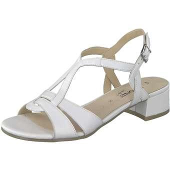 Leone Comfort - Sandale - weiß