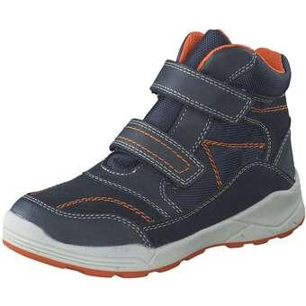 - Leone for kids Klett Boots Jungen blau - Onlineshop Schuhcenter