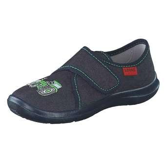 - Leone Hausschuhe Jungen blau - Onlineshop Schuhcenter