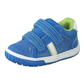 - Leone Lauflern Kletter Jungen blau - Onlineshop Schuhcenter