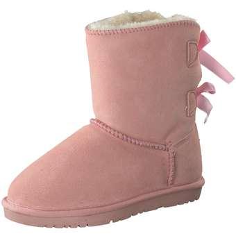 - Leone Winter Boots Mädchen pink - Onlineshop Schuhcenter
