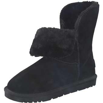 Leone Winter Boots Damen schwarz | Schuhe > Boots > Winterboots | leone