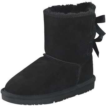 half off a6323 444c8 Schuhcenter SALE | Leone Winter Boots Mädchen schwarz
